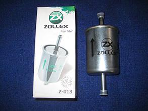 Фильтр топливный Zollex Z013 Таврия Славута ЗАЗ 1102 1103 1105  Geely MK Джили МК ZOLLEX