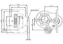 Коробка отбора мощности (КОМ) ZF 5S270 для RENAULT, фото 2