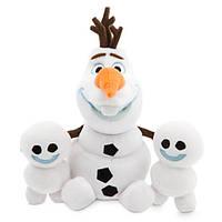 Олаф та сніжки Крижане серце плюшева іграшка