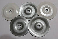 Шайба для крепления ПВХ мембраны круглая 0,65 мм, фото 1
