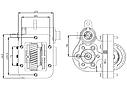 Коробка отбора мощности (КОМ) для DAIHATSU , фото 2