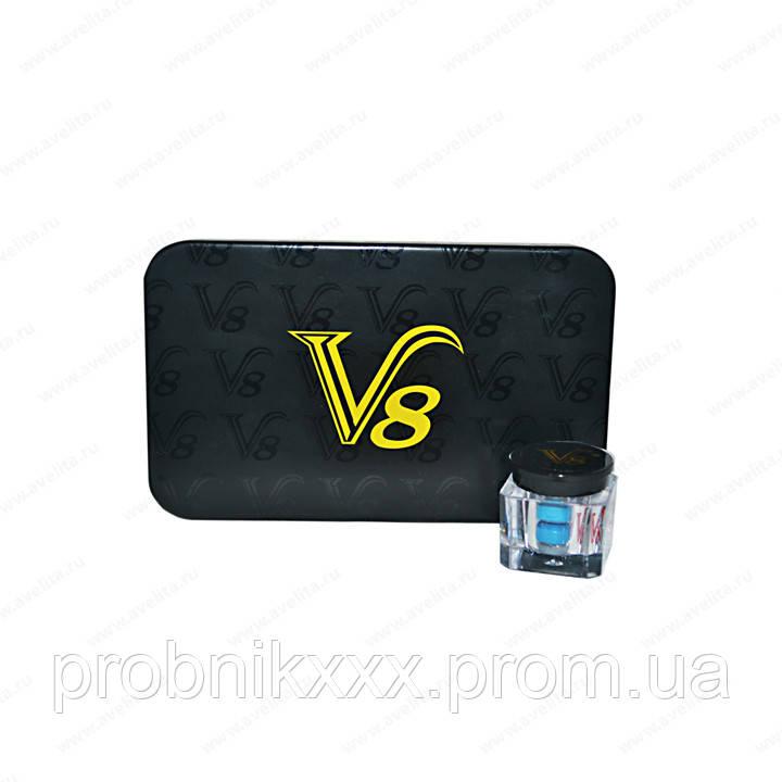 Vigra V8 препарат для супер потенции, продления полового акта и увеличения пениса