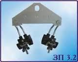 Зажим поддерживающий угловой 512 2х4*(16-120)