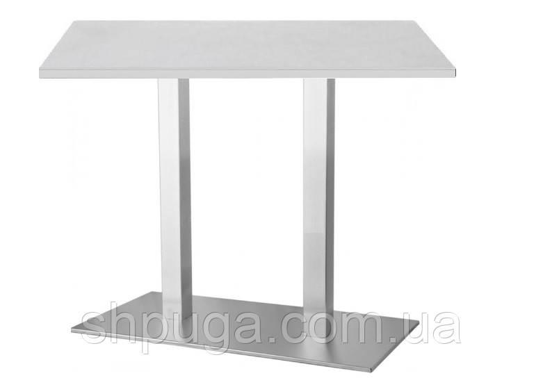Стол барный Пирей, прямоугольный, 120 * 80 см, высота 72 см
