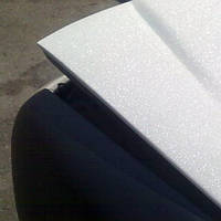 Белая матовая алмазная крошка пленка Catpiano 1,52м