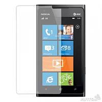 Защитная пленка для Nokia lumia 900 матовая