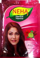 Краска для волос Neha Herbal Henna pink burgundi