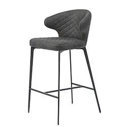 Keen барный стул нефтяной серый