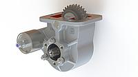 Коробка отбора мощности (КОМ) ZF 6S321 для IVECO