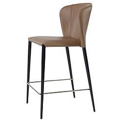 Arthur полубарный стул капучино