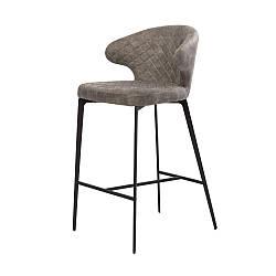 Keen полубарный стул шедоу грей