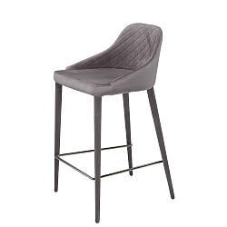 Elizabeth полубарный стул серый
