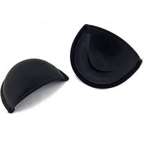 Чашка на косточке черная, пуш-ап, 90, фото 2