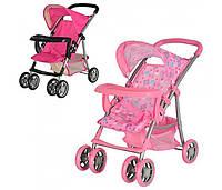 Детская коляска 9304 BW T/025