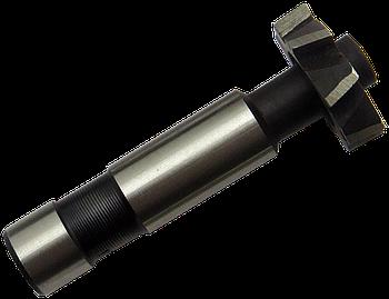 Фреза для пазів сегментної шпонки 25х6 Р6М5К5