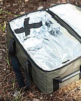 Сумка холодильник на 36 литров Fisher для Отдыха и Рыбалки