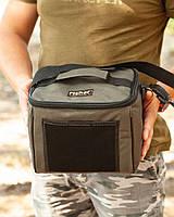 Термо сумка Fisher на 7 литров Сумка холодильник для Пикника / Рыбалки / Отдыха