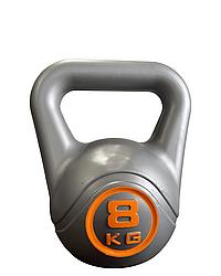 Гиря 8 кг для Crossfit (Кроссфіт)ШЛЮБ