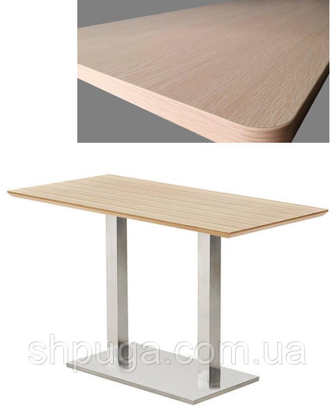 Стол барный Пирео В, прямоугольный, 120 * 80 см, высота 72 см
