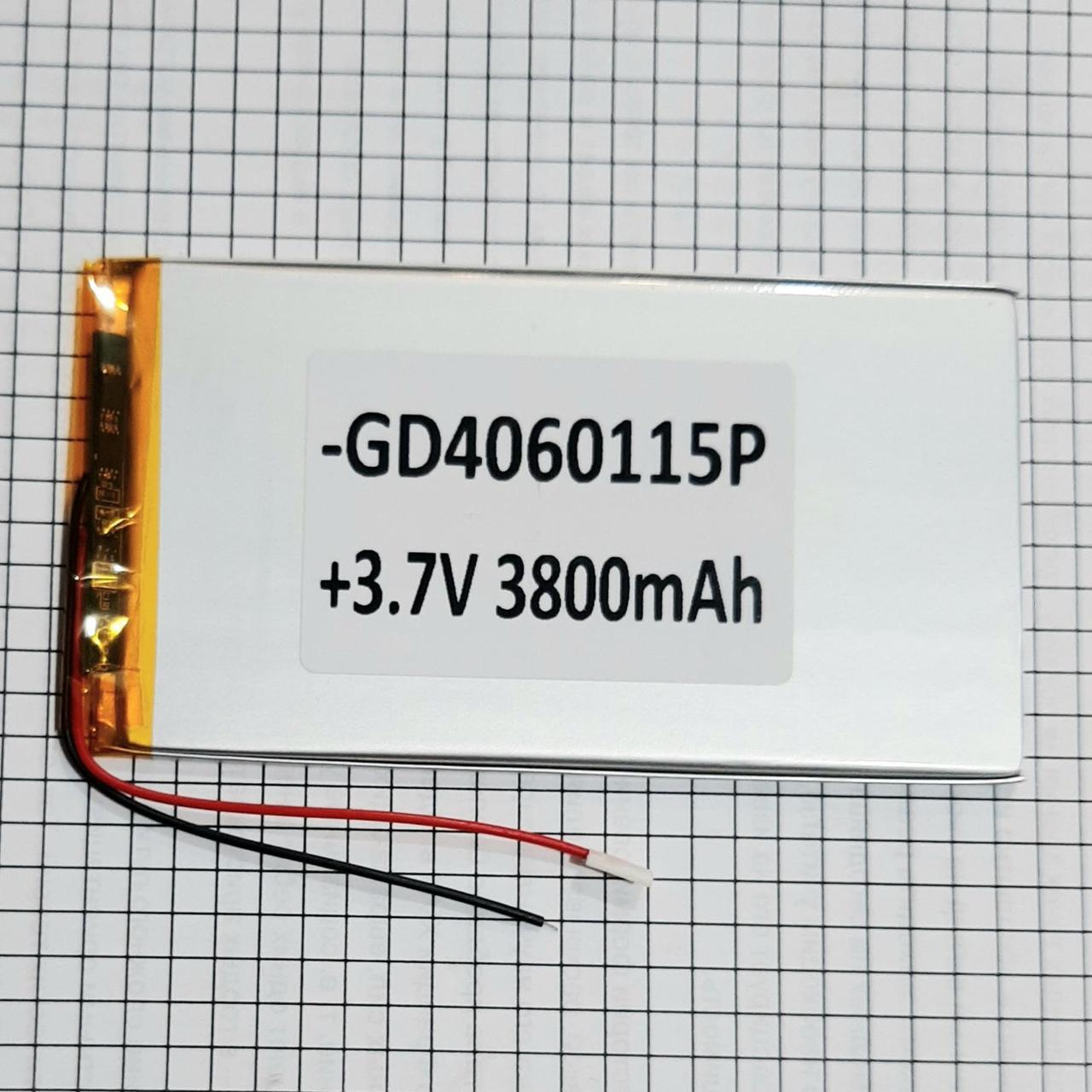 Аккумулятор для планшета 0460115 3800mah