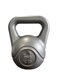 Гиря 4 кг для Crossfit (Кроссфіт)ШЛЮБ