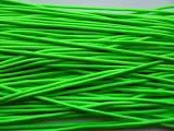 Резинка шляпная, зеленая 2,5 мм
