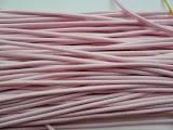 Резинка шляпная, розовая