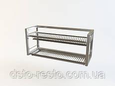Сушка для тарелок и стаканов 900/300/400 мм
