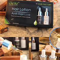"New! Лечебный лосьон активатор и восстановление роста волос ― DEXE ""Hair Lotion Anti-Loss""."