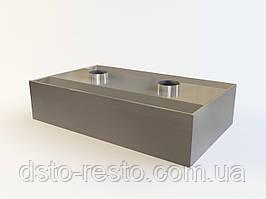 Вытяжка для кухни ресторана кафе островная 1500/1200/400 мм