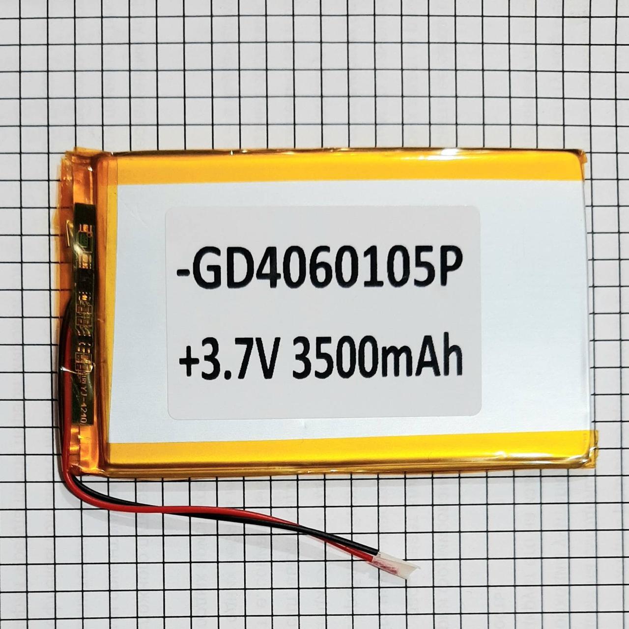 Літій-полімерний акумулятор 0460105 3.7 V 3500mah