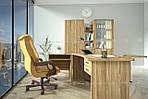 Офісний стіл для директора з ящиками в кабенет Оріон, фото 3