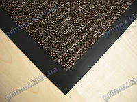 Коврик грязезащитный Премиум петля 90х150см., коричневый