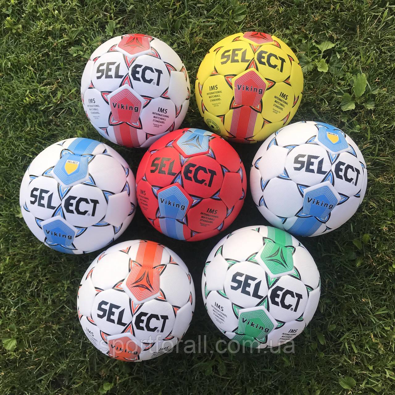 М'яч футбольний SELECT VIKING №5 MS-2315