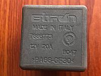 Реле топливного насоса 7686773 B047 12V 20A Fiat Alfa Lancia разные модели, фото 1
