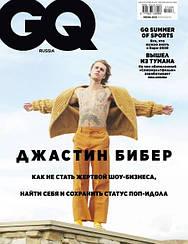 GQ журнал №6 июнь 2021 (Gentlemen's Quarterly) | Джастин Бибер