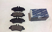 Колодки тормозные зад Mercedes Sprinter 906/VW Crafter оригинал MEYLE 0252919019