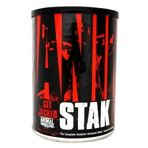 Тестостероновий бустер, блокатор эстрогену Universal Nutrition Animal Stak 21 pac