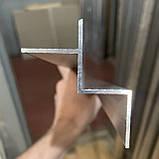 Алюмінієвий профіль тіньового шва 3м, м. пог., фото 2