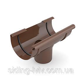 Воронка зливна для ринви 75 мм Бриза (Лійка Bryza)