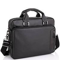 Мужская кожаная сумка для ноутбука Allan Marco RR-4011A