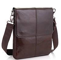 Мужская кожаная сумка через плечо мессенджер Bexhill BX8005C, фото 1