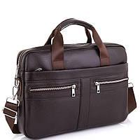 Шкіряна сумка для ноутбука Tiding Bag A25-1120C