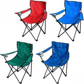 Крісло розкладне з підлокітниками 80*40*40 см Х1-239