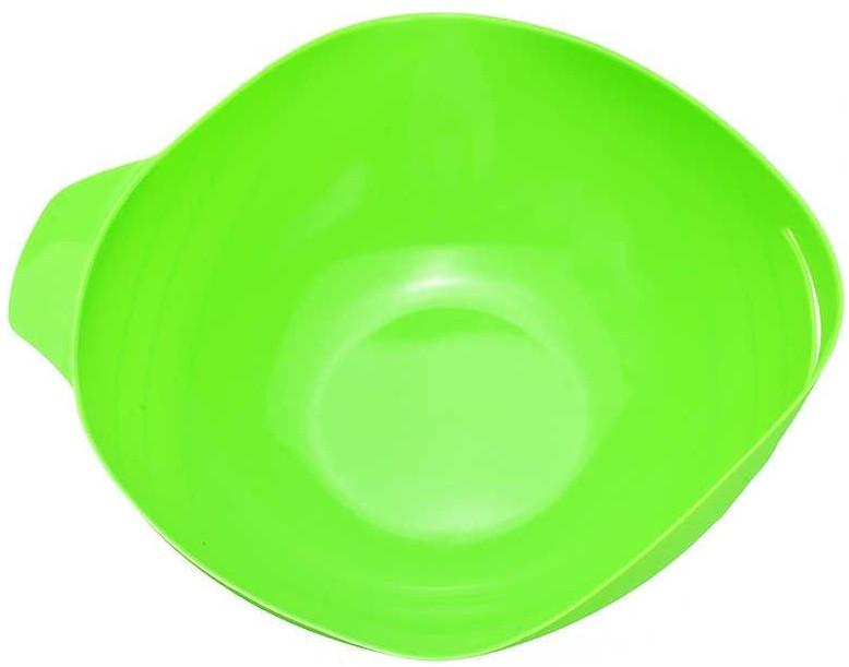 Миска-форма для випічки силіконова 7708, зелена