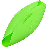 Миска-форма для випічки силіконова 7708, зелена, фото 7