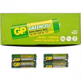 Батарейка GP 15G-S2 сольова R6P, AA GP-042409/006425