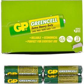 Батарейка GP 24G-S2 сольова R03, AAA GP-001185/000454
