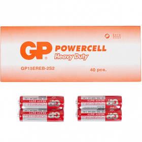 Батарейка GP 15ERЕВ-2S2 по 2 штуки AA R6 GP-079306