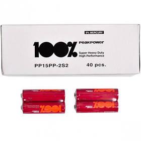 Батарейка GP PP 15PPE-S2 сольова R6, AA GP-156373/156267